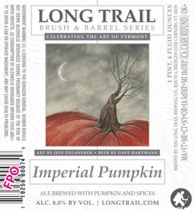 Long Trail Imperial Pumpki
