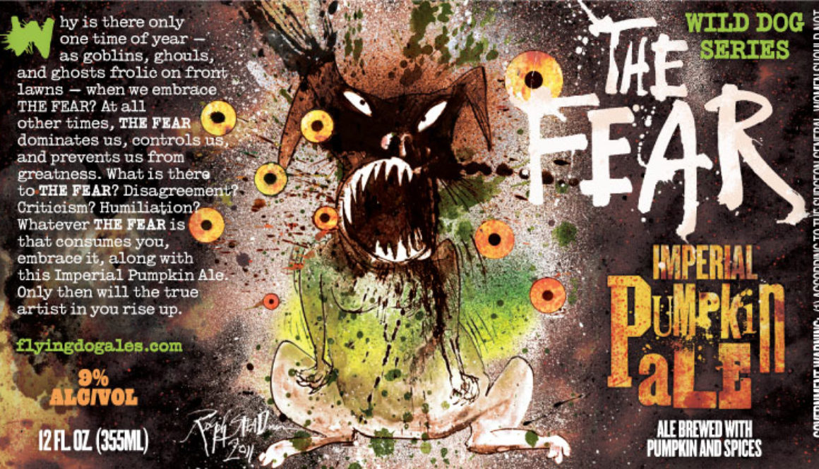 10 Spooky Pumpkin Beer Labels Better Than The One In Your Fridge