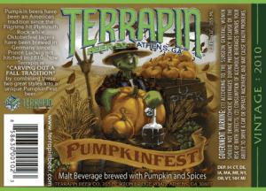 Terrapin Beer Co. Pumpkin Fest