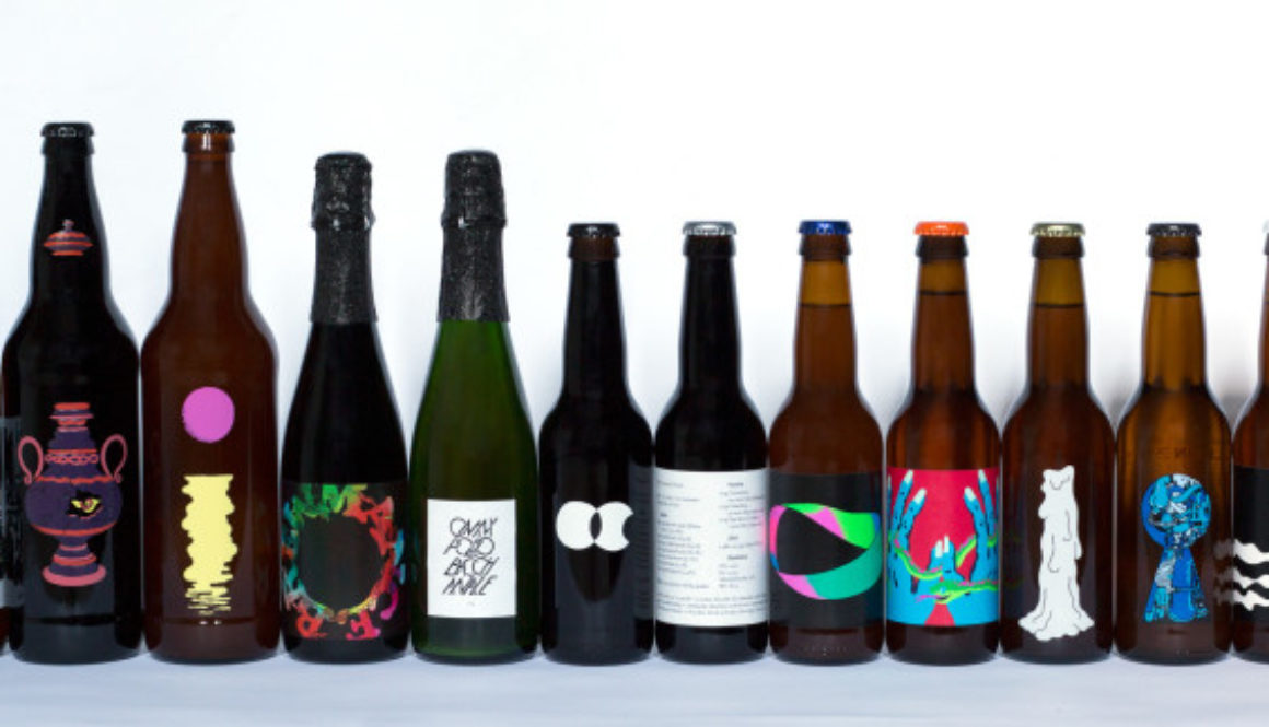 Karl Grandin and the Label Art of Omnipollo