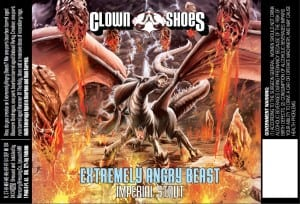 Clown Shoes Extremely Angry Beast