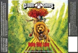 Clown Shoes Ride The Lion
