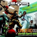 Clown Shoes Undead Party Crasher