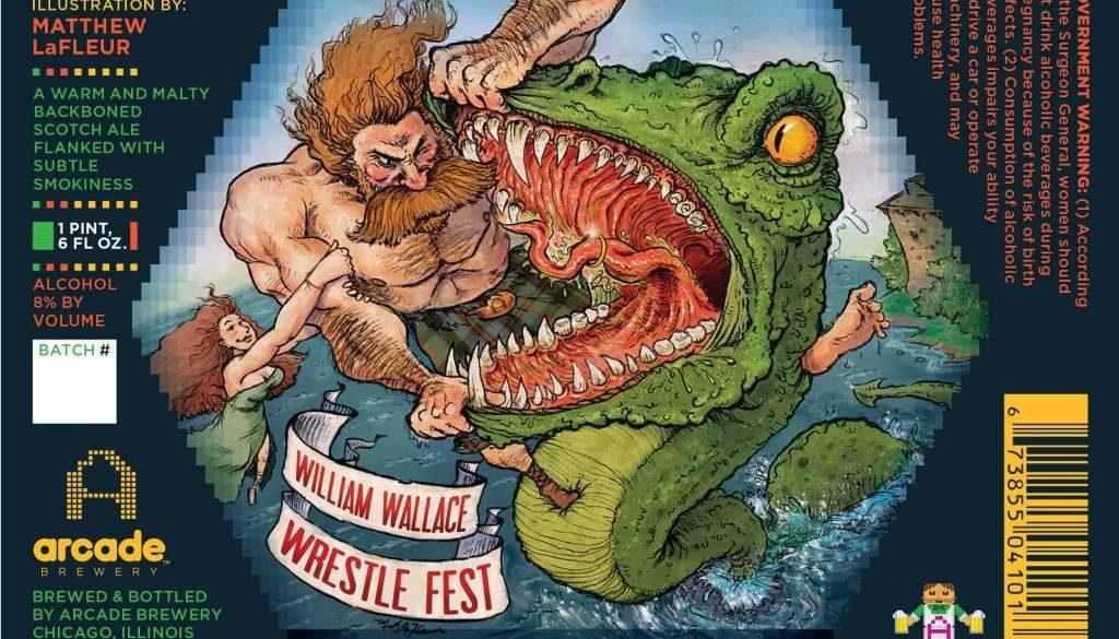 William Wallace Wrestle Fest