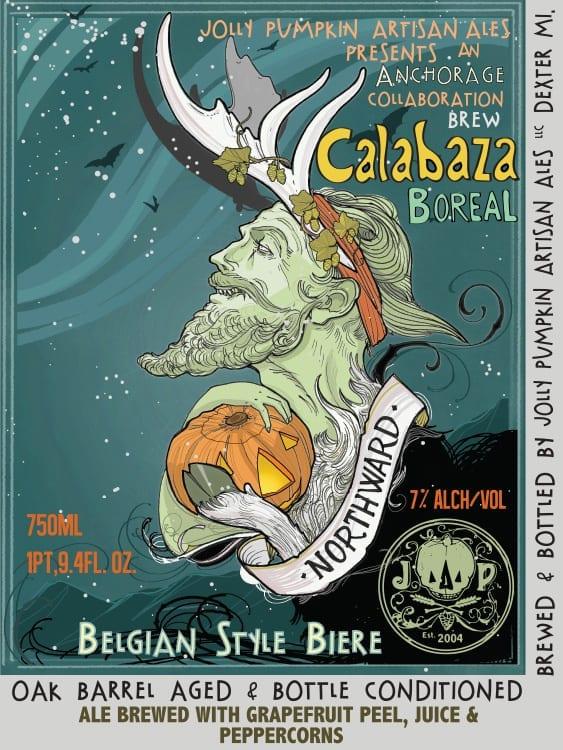 Jolly Pumpkin Calabaza Boreal