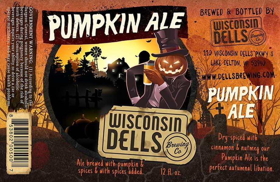 Wisconsin Dells Pumpkin Ale