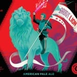 Arcade Brewery Bronze Lion