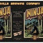 Asheville Brewing Company Ninja Porter