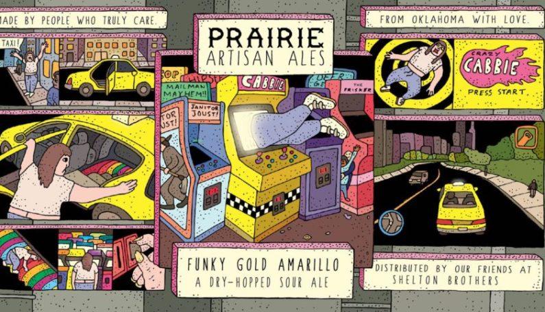 Prairie Funky Gold Amarillo