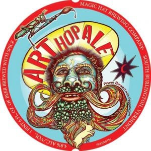 Magic Hat Art Hop Ale