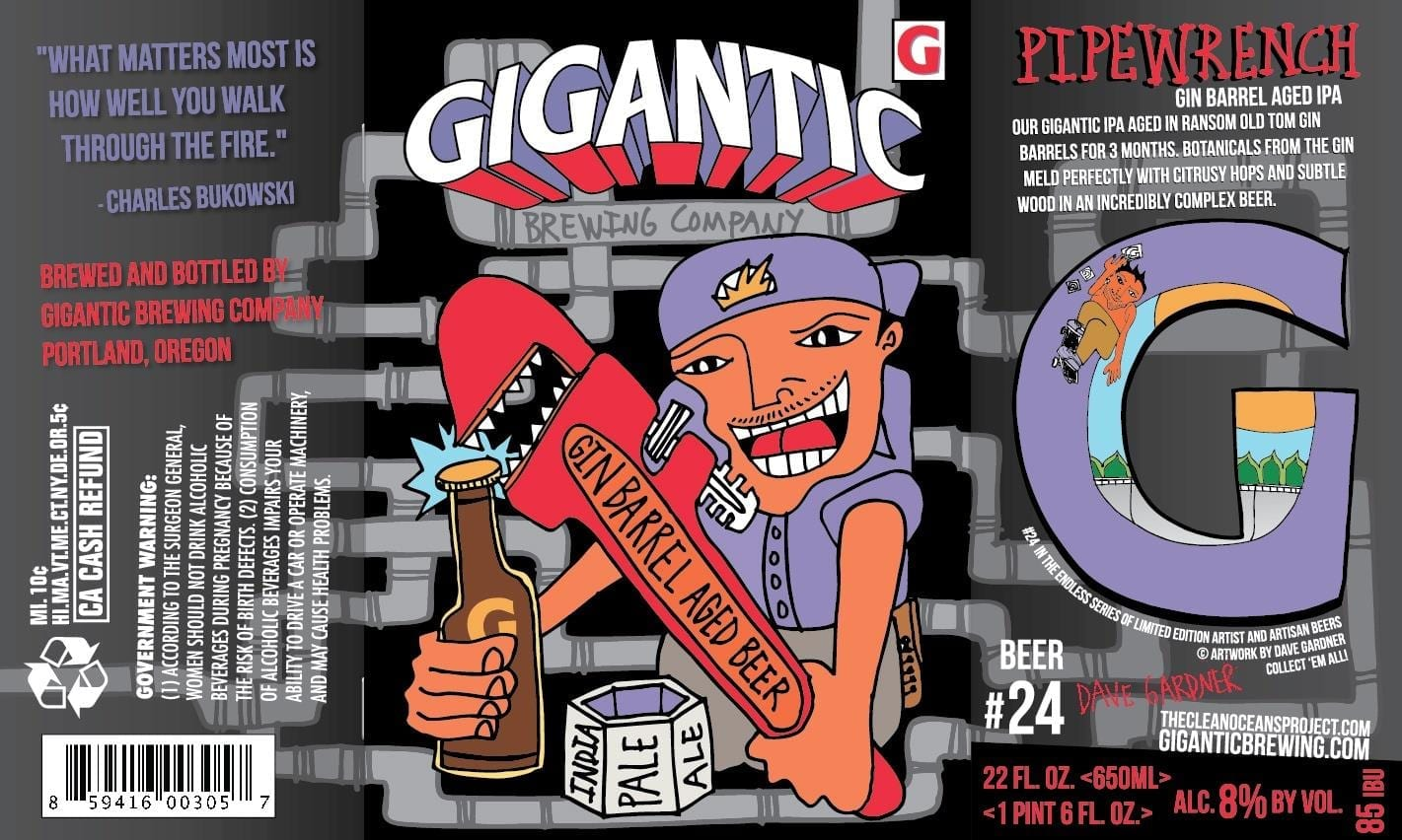 Gigantic Brewing Pipewrench