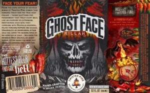 Twisted Pine Brewing Company Ghost Face Killah