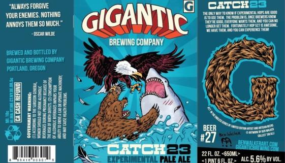 Gigantic Catch 23