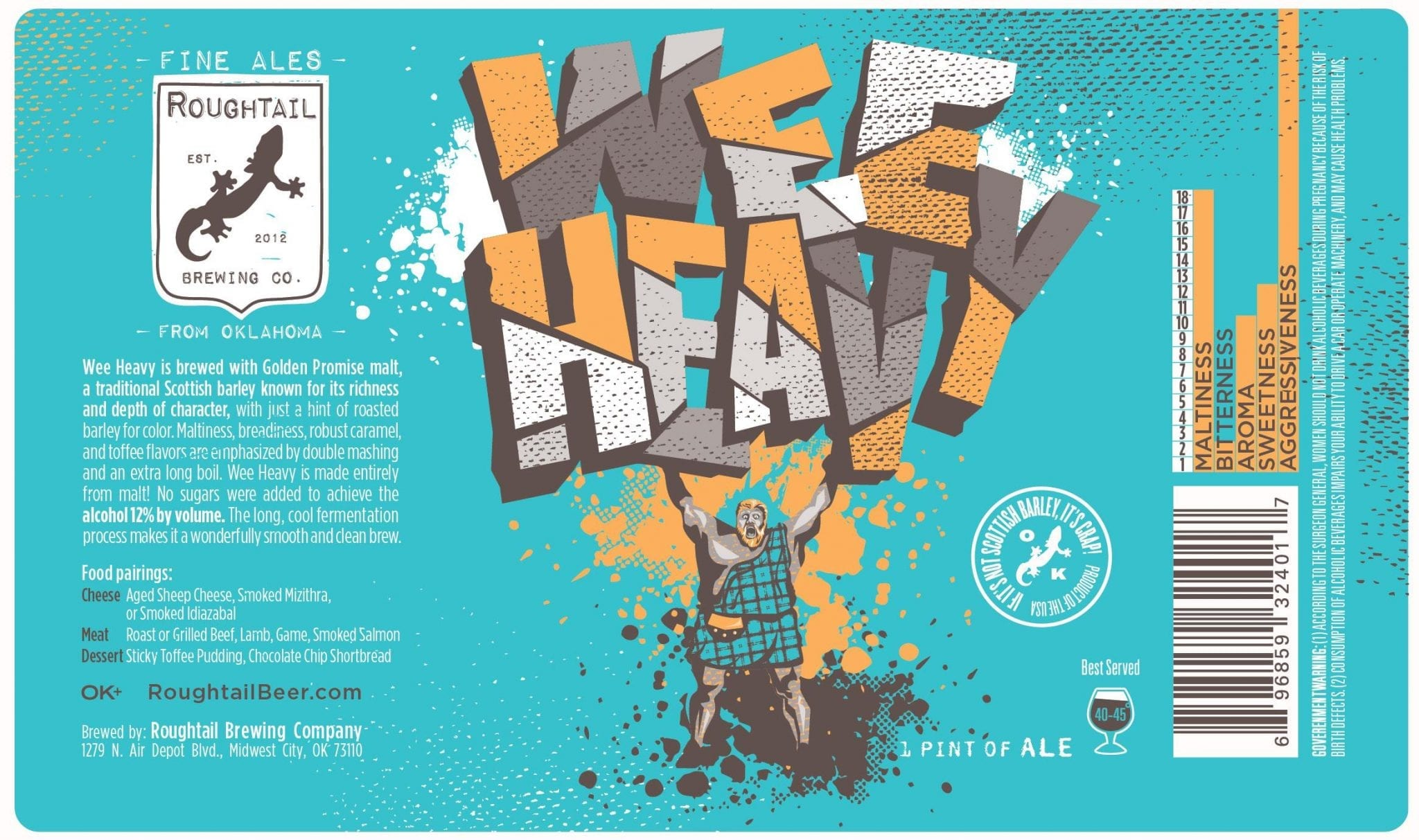 Roughtail Wee Heavy
