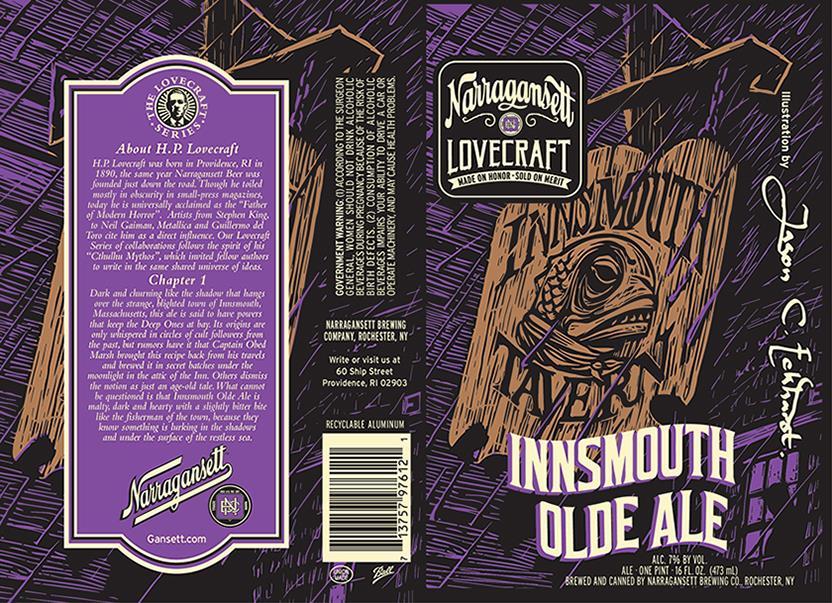 Narragansett Innsmouth Olde Ale