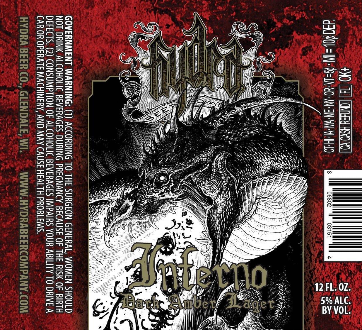 Hydra Beer Company Inferno