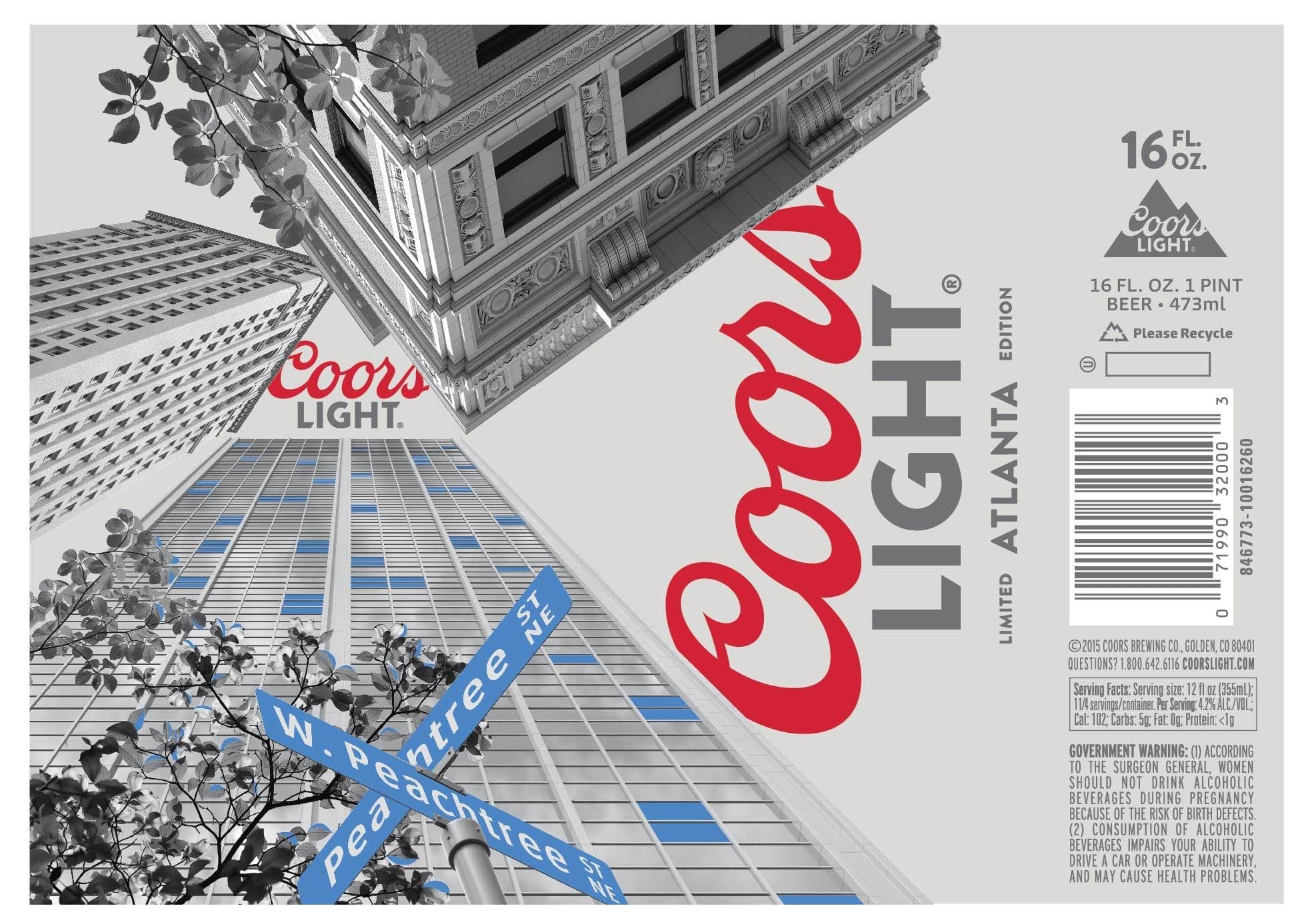 Coors Light Atlanta