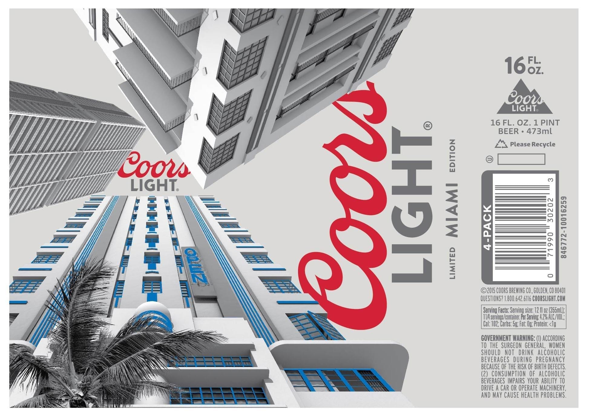 Coors Light Miami