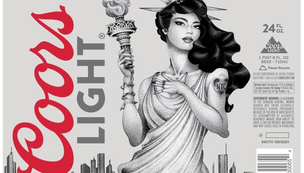 Coors Light New York