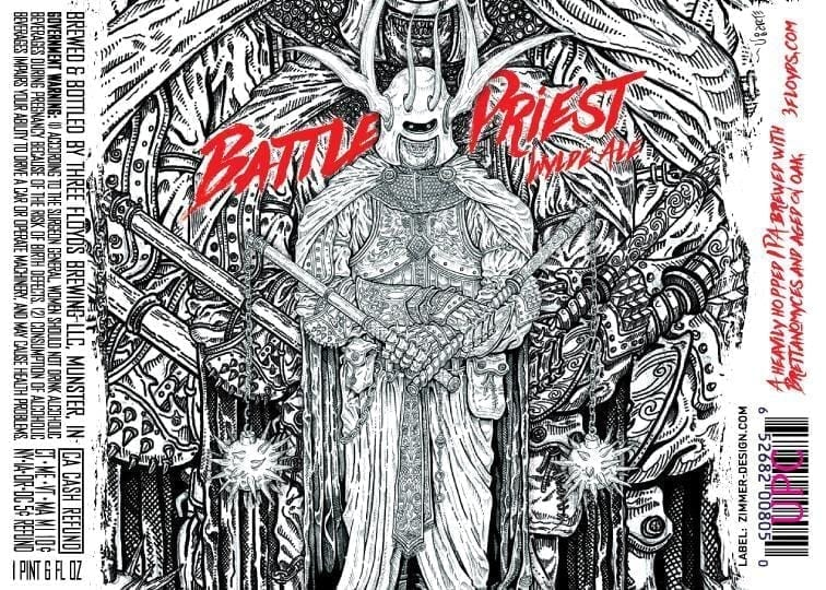 Three Floyds Battle Priest Wylde Ale