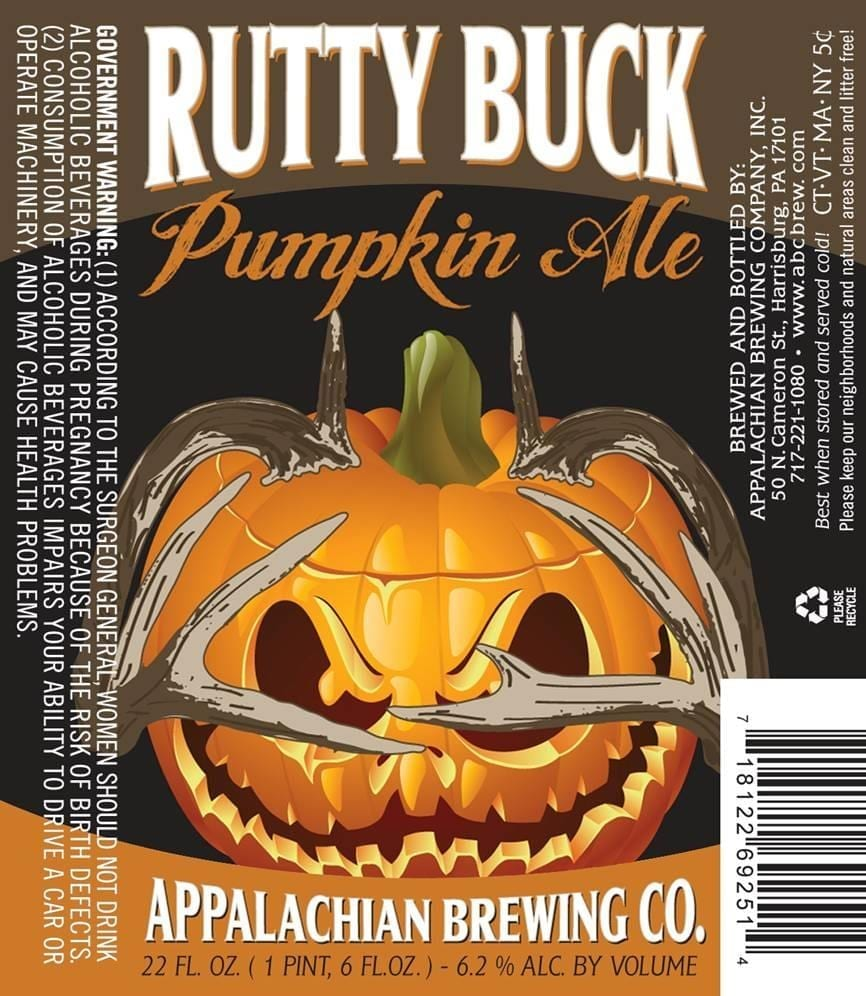 Appalachian Brewing Rutty Buck