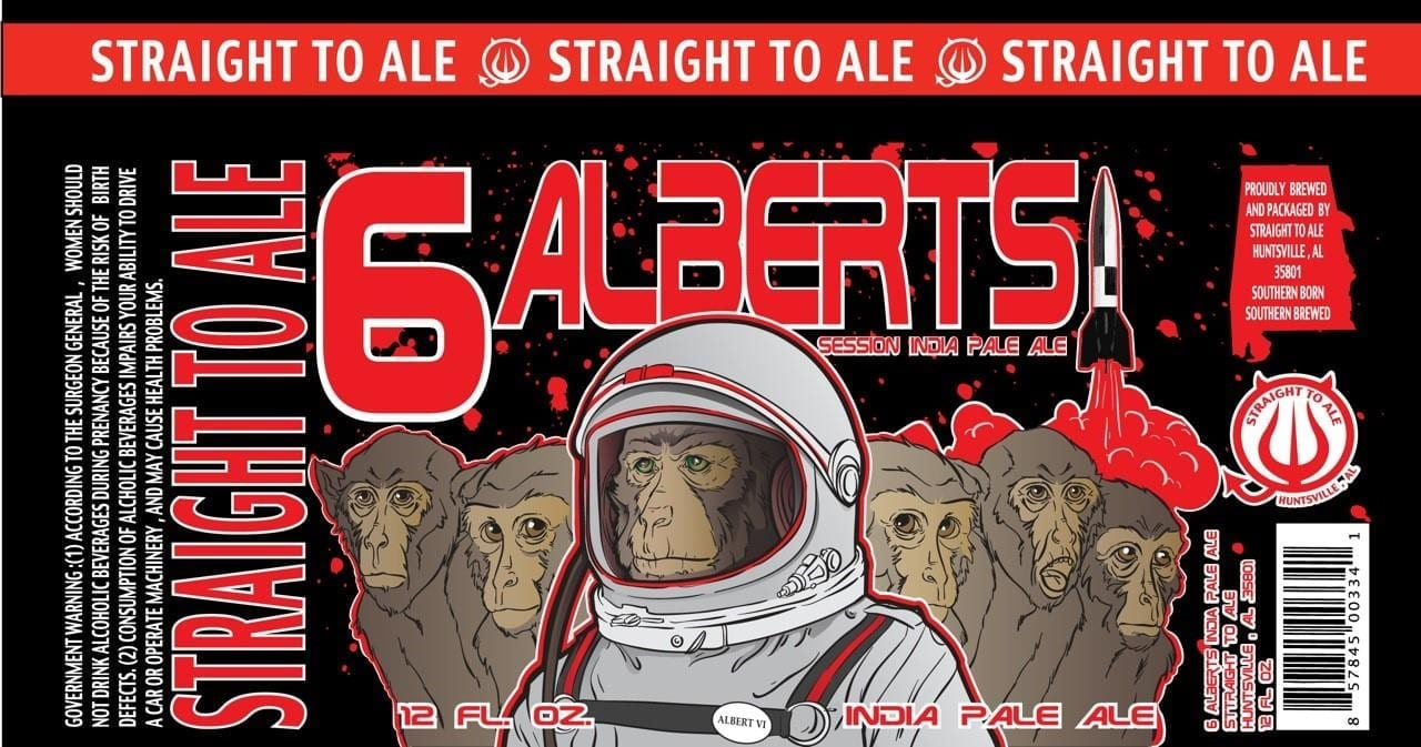 Straight To Ale 6 Alberts