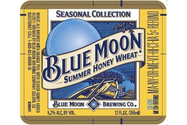 Old Blue Moon Summer Honey Wheat