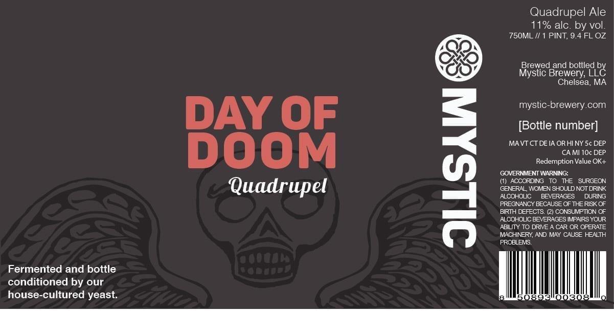 Mystic Brewery Day of Doom