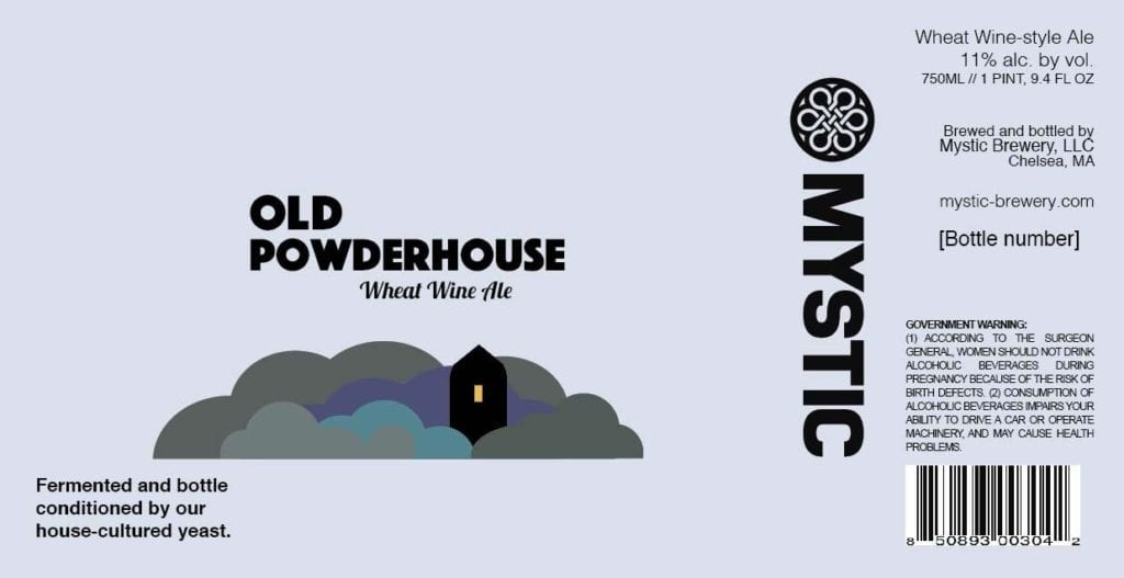 Mystic Brewery Old Powderhouse
