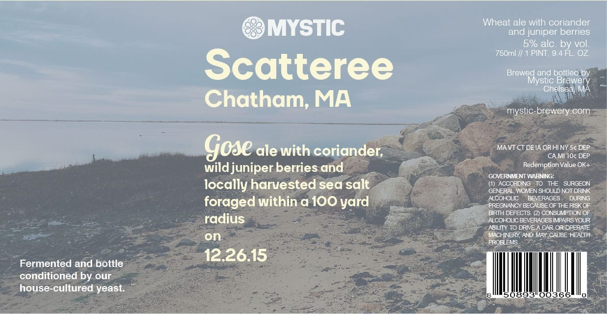 Mystic Brewery Scatteree