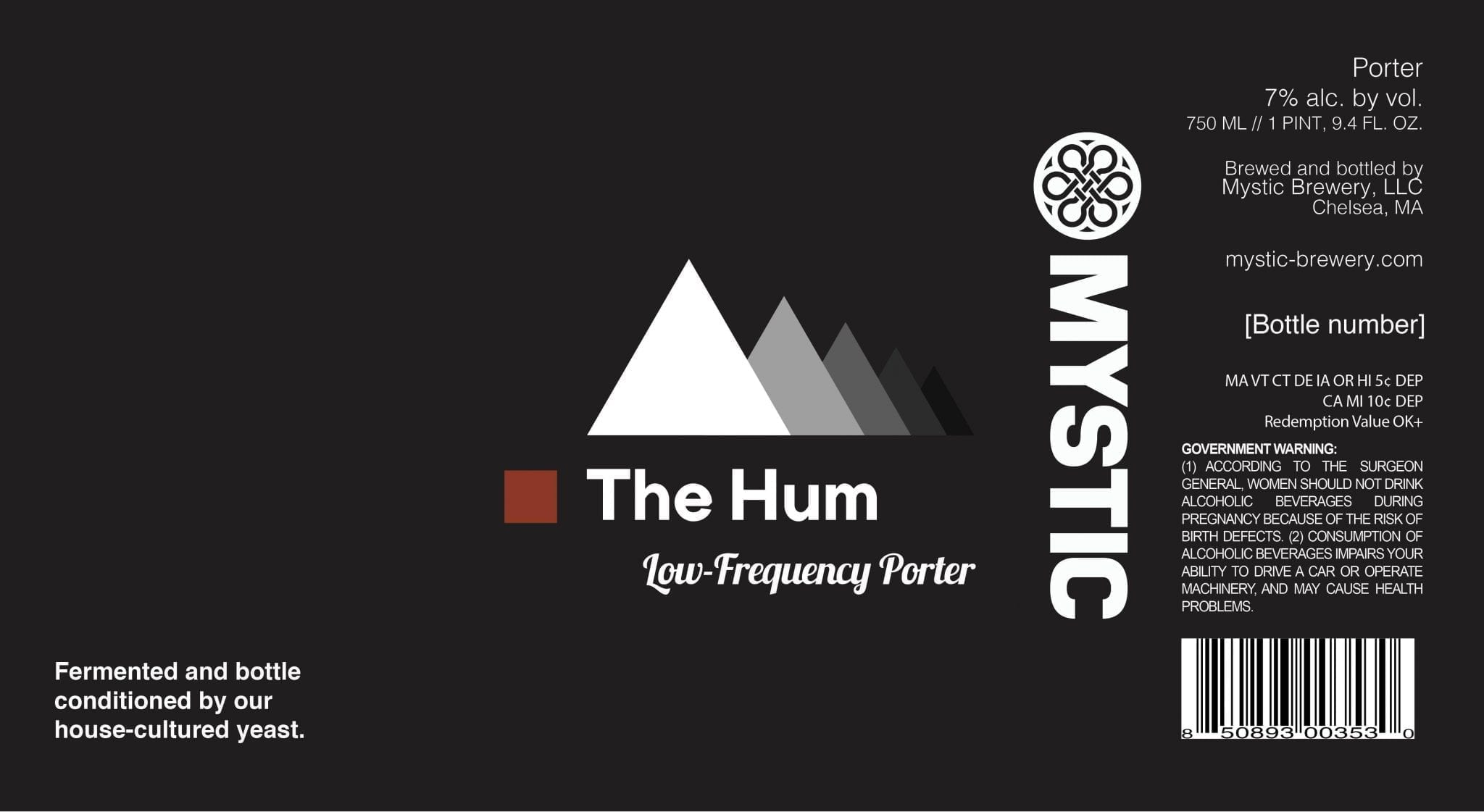 Mystic Brewery The Hum