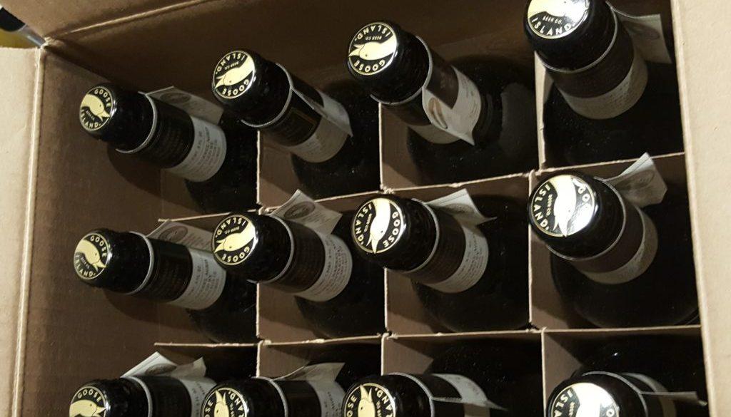 Twelve Bottles of Tears!
