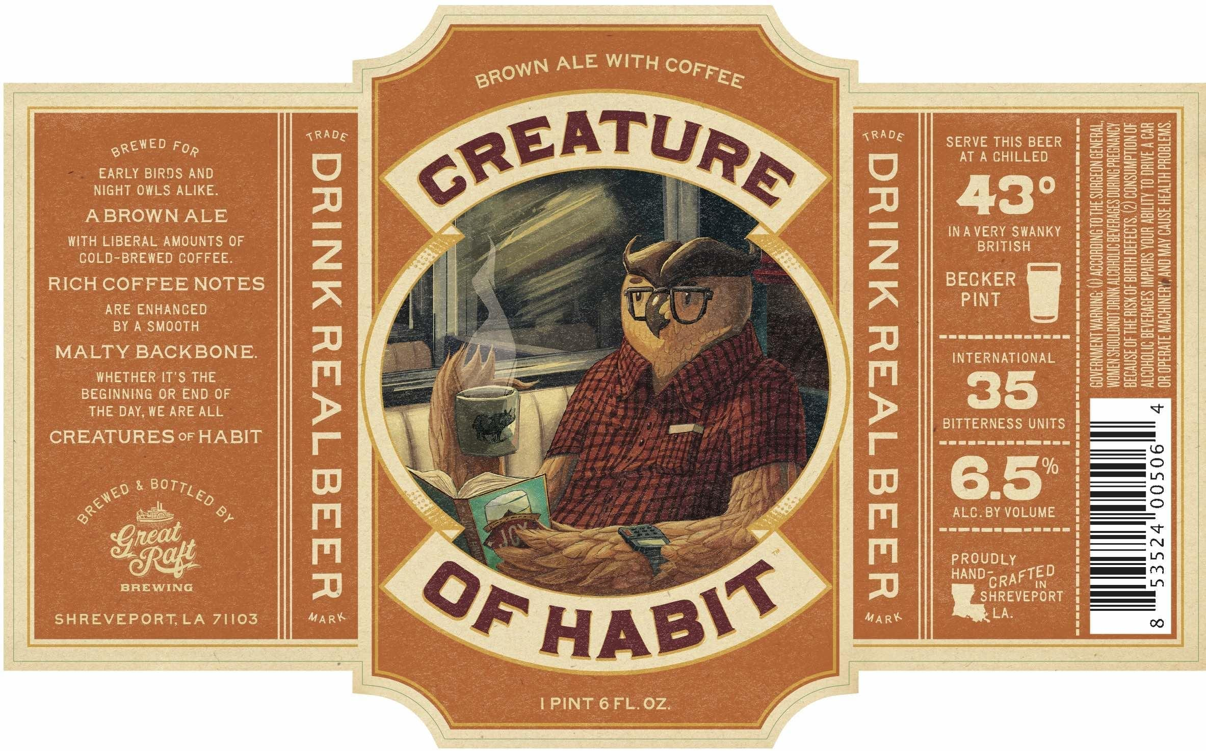 creature of habit Define creature of habit: —used to say one always does the same things in the same way — creature of habit in a sentence.