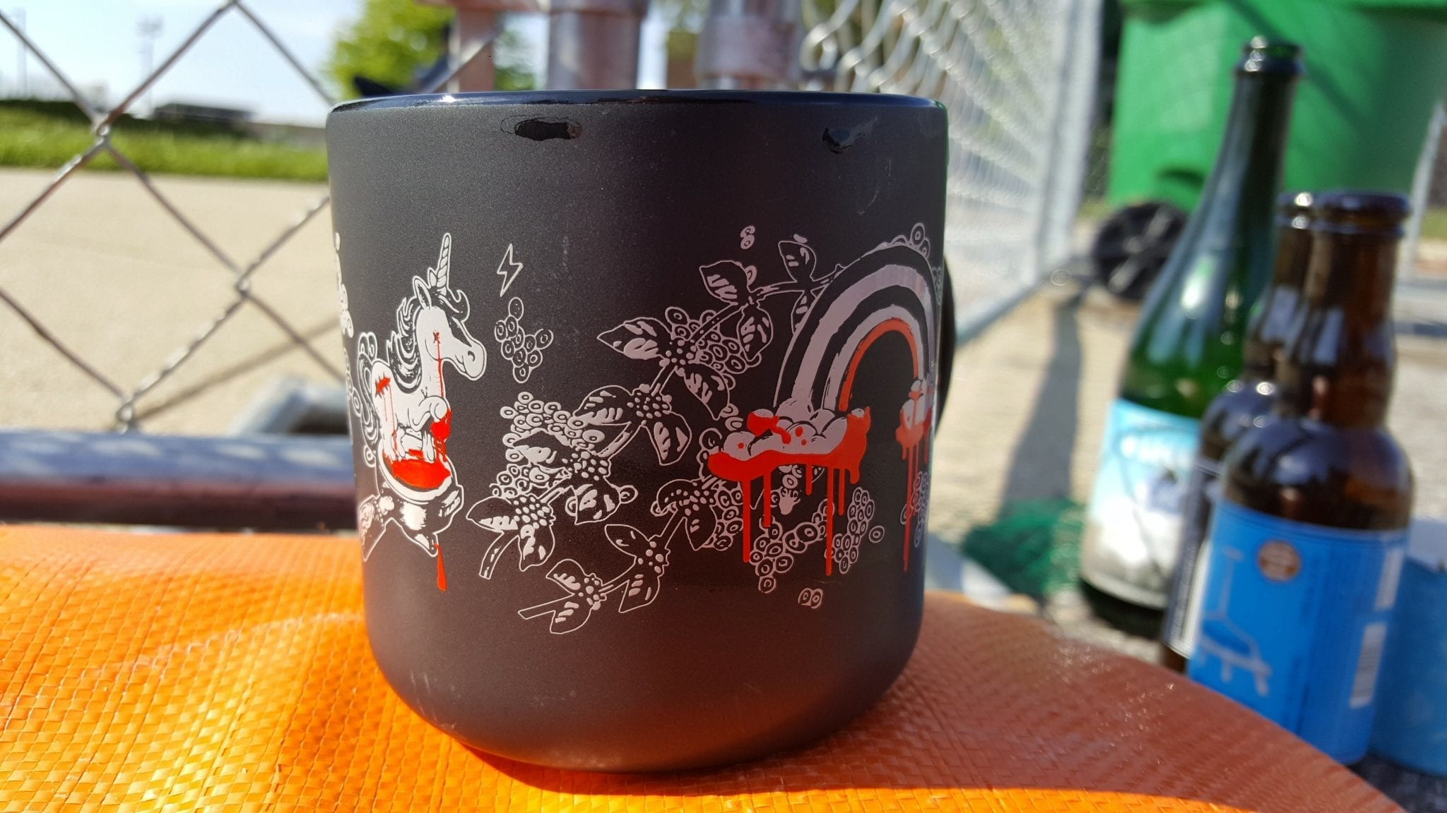 Dark Matter Coffee Cup