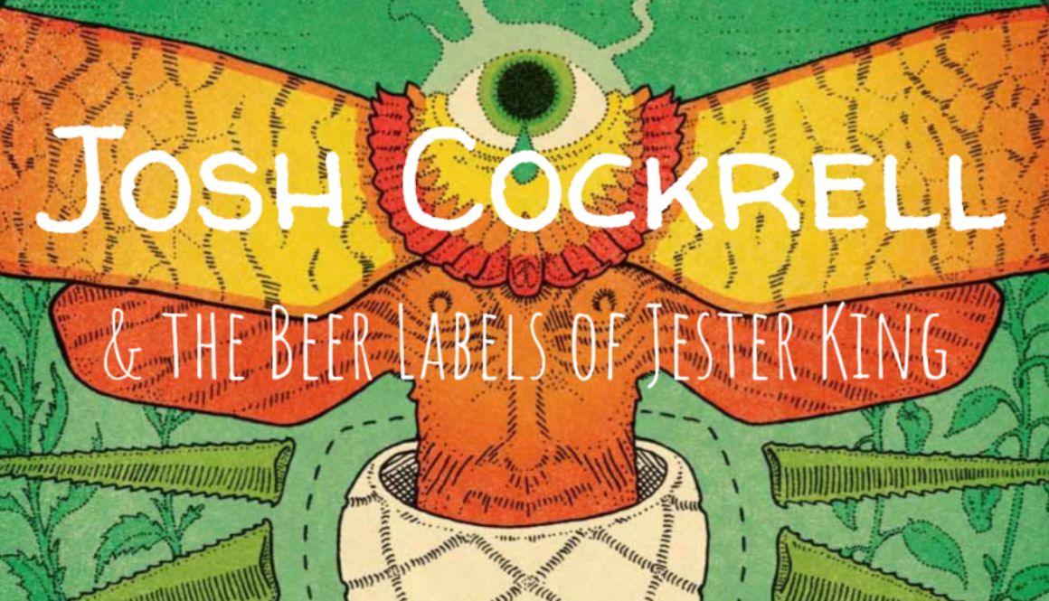 Josh Cockrell and the Beer Labels of Jester King