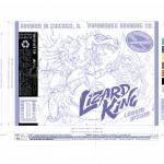 Pipeworks Lizard King Sketch