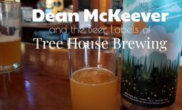 Dean McKeever and the Beer Labels of Tree House Brewing
