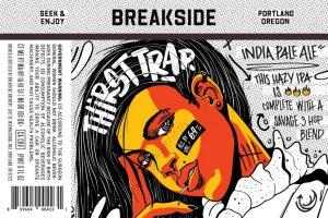 Breakside Brewery Thirst Trap Hazy IPA
