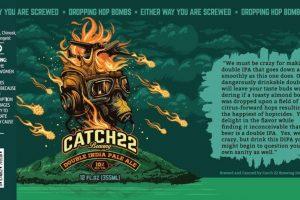 Catch22 Brewing DIPA