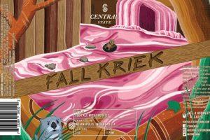 Central State Brewing Fall Kriek