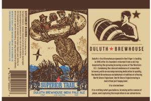 Duluth Brewhouse Superior Trail IPA