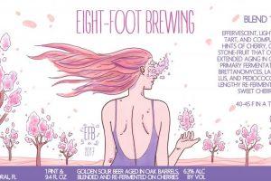 Eight-Foot Brewing Blend 1 BA Sour