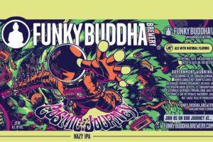 Funky Buddha Brewing Cosmic Journey Hazy IPA