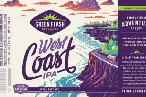 Green Flash Brewing Co West Coast IPA