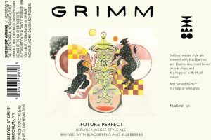 Grimm Future Perfect Berliner Weiss