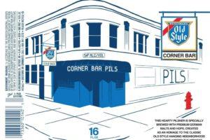 Heileman's Old Style Corner Bar Pils