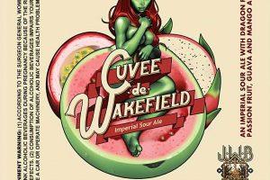 J Wakefield Brewing Cuvee De Wakefield Imperial Sour