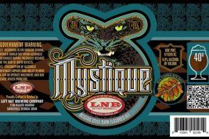 Left Nut Brewing Mystique Belgian-Style Dark Ale