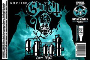 Metal Monkey Brewing Ghuleh IPA