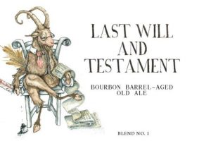 Monday Night Brewing Last Will And Testament BA Old Ale